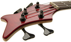 bass guitar tuning pegs